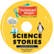 Vocabulary Magic Science Stories DVD