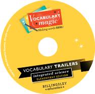 Vocabulary Magic DVD Cover